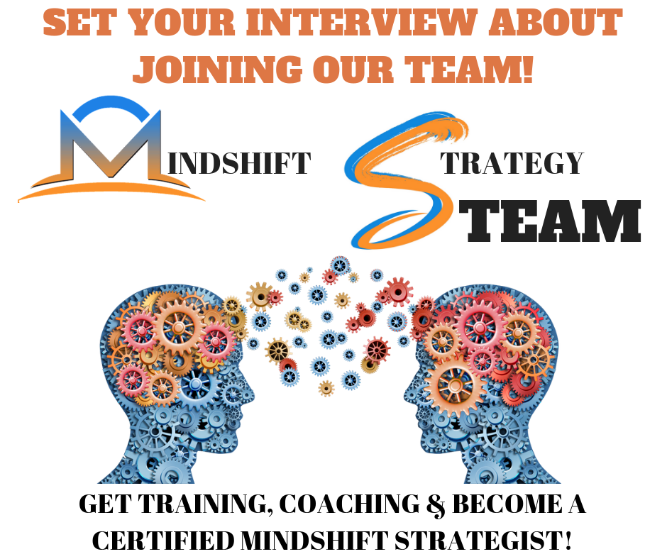Join the Mindshift Strategy Team